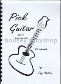 Pick Guitar vol.4 (Bk & CD)