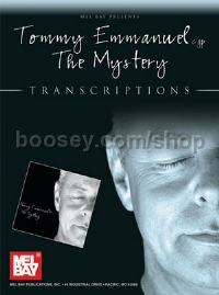 Tommy Emmanuel The Mysteryguitar Transcriptions