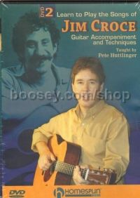 Learn To Play The Songs Of Jim Croce dvd 2