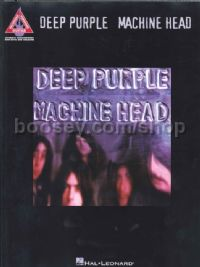 Deep Purple Machine Head (guitar tab)