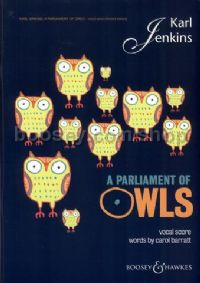A Parliament of Owls SATB & piano