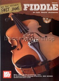 First Jams Fiddle andrews (Bk & CD)