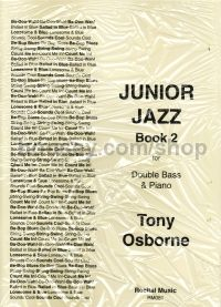 Junior Jazz Book 2 for Double Bass & Piano