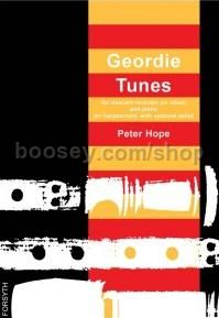 Geordie Tunes (descant recorder & piano)
