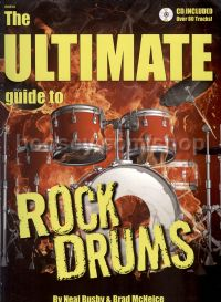 Ultimate Guide To Rock Drums (CD)