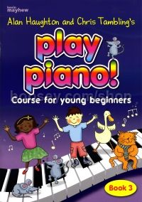 Play Piano Book 3 (for young beginner)