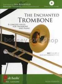 The Enchanted Trombone (bass clef) (Book & CD)