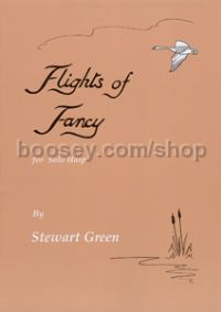 Flights of Fancy for harp