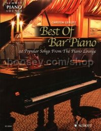 Best Of Bar Piano (Schott Piano Lounge)