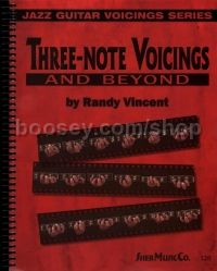 Three Note Voicings & Beyond (guitar)