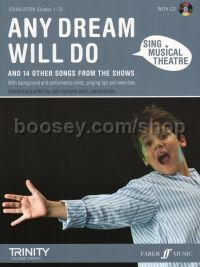 Sing Musical Theatre - Any Dream Will Do