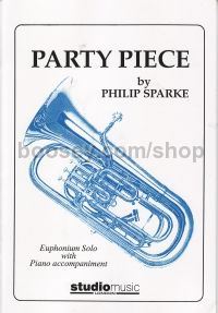 Party Piece for euphonium/baritone