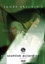 Play Scottish Accordion: Beginners DVD