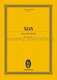 Yellow River (Piano & Orchestra) (Study Score)