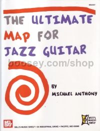 Ultimate Map For Jazz Guitar