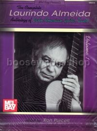 Complete Laurindo Almeida Anthology of Latin American Guitar Duets