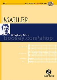 Symphony No.5 in C# Minor (Orchestra) (Study Score & CD)