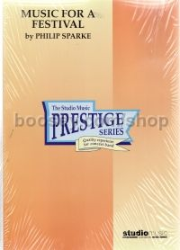 Music For A Festival (Prestige Concert Band)