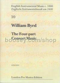 Four-Part Consort Music (4 recorders)