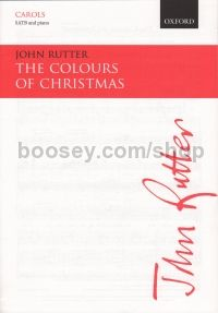 Colours Of Christmas (SATB & piano)