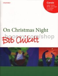 On Christmas Night - Upper Voices (SATB & organ)