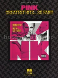 Pink - Greatest Hits So Far (pvg)