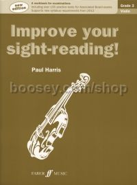 Improve Your Sight Reading! - Violin Grade 3