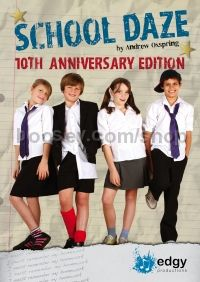 School Daze - 10th Anniversary Edition (Bk & CD)