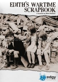 Edith's Wartime Scrapbook (Bk & CD)