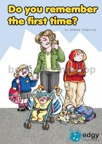 Do You Remember The First Time (Bk & CD)