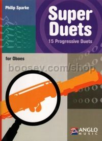 Super Duets Oboes