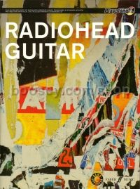 Radiohead: Authentic Guitar Playalong (Guitar Tablature)