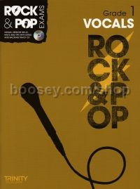Rock & Pop Exams: Vocals - Grade 1