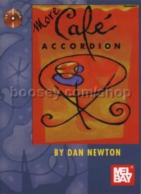 More Cafe Accordion (Bk & CD)