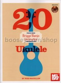 20 Pieces From Briggs' Banjo Instructor For Ukelele