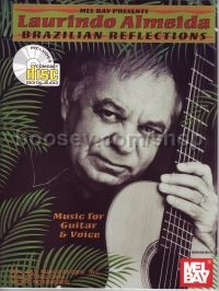 Brazilian Reflections: Music for Guitar & Voice (Bk & CD)