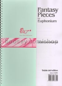 Fantasy Pieces for Euphonium (treble clef edition)