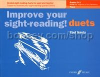 Improve Your Sight Reading! - Piano Duets Grades 0-1