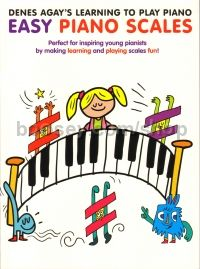 Learning To Play Piano Agay Easy Piano Scales
