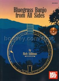 Bluegrass Banjo From All Sides (Bk & CD)