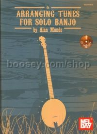 Arranging Tunes For Solo Banjo (Book & CD)