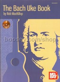 The Bach Uke Book (Book & CD)