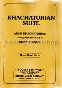 Suite arr Snell (Brass Band Set of Parts)