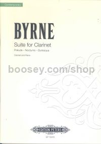 Suite For Clarinet