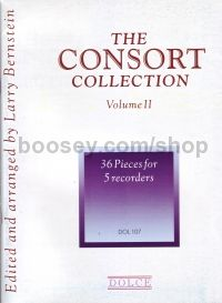 Consort Collection Vol. II: 36 pieces for 5 recorders