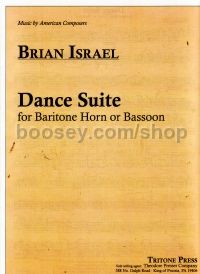 Dance Suite for Baritone Horn or Bassoon