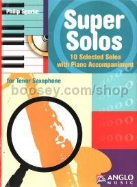 Super Solos for Tenor Sax