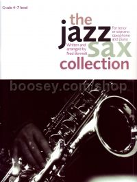The Jazz Sax Collection (Soprano/Tenor Saxophone)