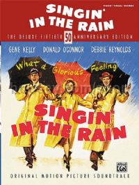 Singin' in the Rain (Deluxe 50th Anniversary Edition) (Piano, Vocal, Chords)