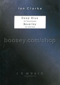 Deep Blue & Beverley for flute